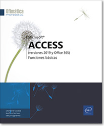 Acces 2019 - Funciones básicas, Access , Base de datos , Microsoft , aplicación , access 19 , access2019 , office 2019 , office 19 , access19 , office19 , office2019 , LNOP19ACCFB