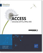 Access, Microsoft, Base de datos, Tabla, formulario, informe, consulta, aplicación, Access 19, Office 2019, access, SGBD, LNOP19ACC