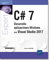 C# 7 - Desarrolle aplicaciones Windows con Visual Studio 2017, microsoft , c , csharp , c sharp , vs , desarrollo , lenguaje , .net , dot net , net , linq , wpf , entity framework , framework , gdi , gdi+ , Visual Studio , Visual Studio 2017