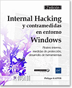 Internal Hacking y contramedidas en entorno Windows, libro seguridad, hacker, pirateo, protección, antivirus, anti virus