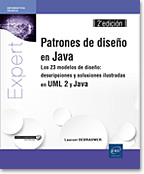 libro java - libro patrones de diseño - libro design patterns - uml - uml2 - uml 2 - GoF - POO - MVC - pieza de diseño - patron de diseño - Abstract Factory - Builder - Factory Method - Prototype - Singleton - Adapter - Bridge - Composite - Decorator - Façade - Flyweight - Proxy - Chain of Responsibility - Command - Interpreter - Iterator - Mediator - Memento - Observer - State - Strategy - Template Method - Visitor - LNEIT4DES