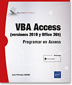 VBA Access (versión 2019 y Office 365), access, vba, microsoft, dao, ado, sql, api, access vba, macro, LNRIT19ACCV