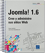 Joomla! 1.6, Manual, Obra, Open Source, CMS, Vahi, HMTL, CSS, Fuente RSS, Posicionamiento, Herramientas de Google, VirtueMart, Comunicaciones, Comunicación, emarketing, e-marketing