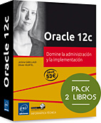 Oracle 12c, libro oracle, base de datos, sgbd, sgbdr, apex, sql developper, ts0048, SGBDR, SGBD, RMAN, pga